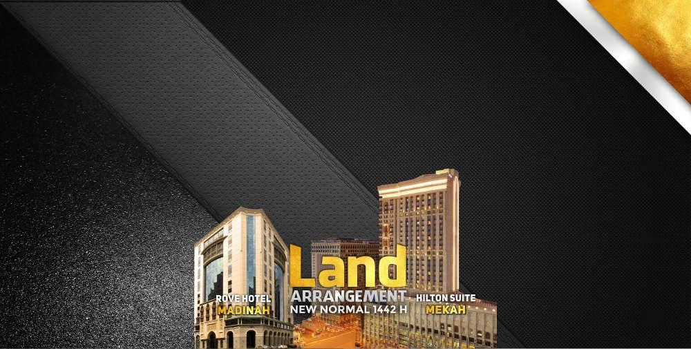 Hotel Land Arrangement November 2020
